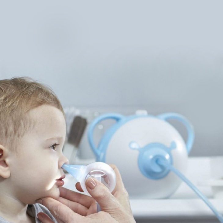 L'aspirateur nasal